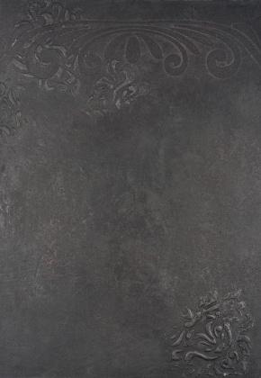 Черный металл трафарет