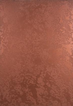 Декоративная Штукатурка Белая Глина + Эмаль перламутровая Медь