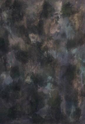 Декоративная краска Замша + Эмаль перламутровая серебро (Микс)